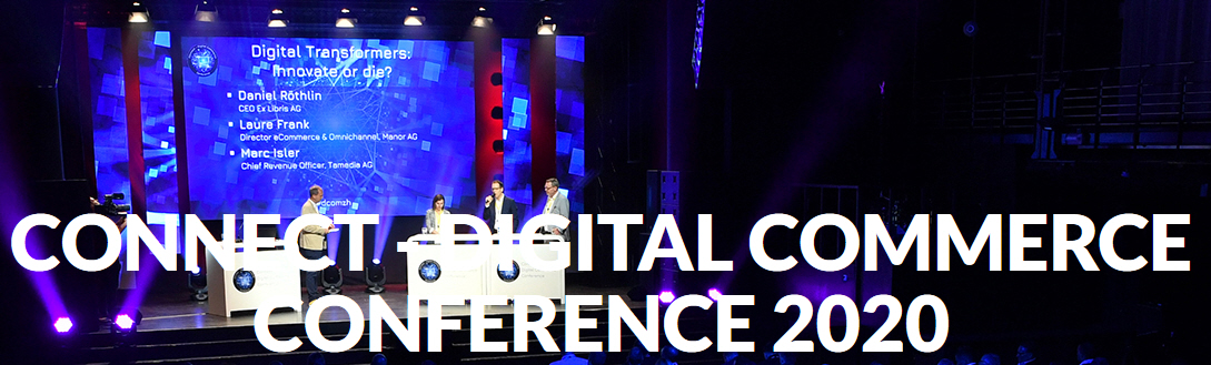 Connect - Digital Commerce Conference 2020
