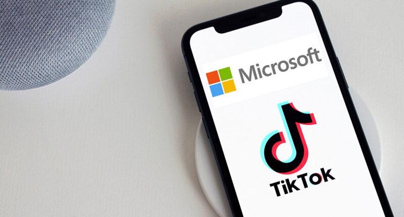 Microsoft will TikTok übernehmen