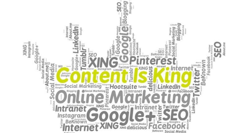 User Experience ist wichtig, aber qualitativ hochwertige und relevante Inhalte sind weiterhin der Hauptfaktor für gute organische Rankings. Content ist und bleibt also King.