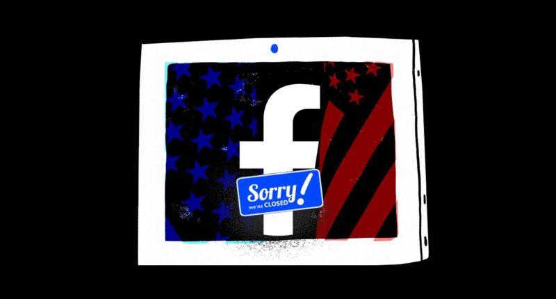 Beiträge die andere vom Wählen abhalten sollen oder das Wahlergebnis in Frage stellen werden mit einem Link zu zuverlässigen Informationen versehen. Eine Woche vor der Wahl werden keine politischen Anzeigen mehr akzeptiert. Und der Messenger erhält eine Weiterleitungsbeschränkung. So will Facebook Manipulationen verhindern und eindämmen. Bild: Adweek / Facebook