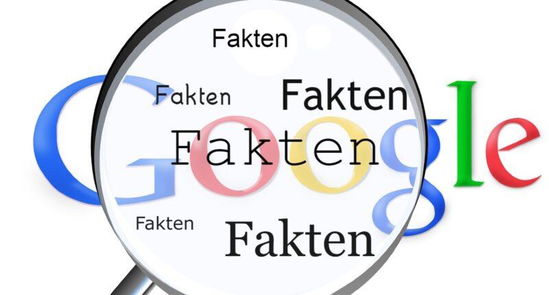 google nutzt bert für faktencheck