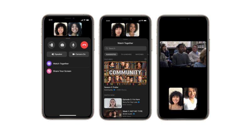Wie der Name Watch Together schon sagt, kann man jetzt im Facebook Messenger zusammen Videos anschauen. Oder zusammen an Fitness Kursen teilnehmen. Mit der neuen Funktion ergeben sich neue Möglichkeiten - für Nutzer und Seitenbetreiber.