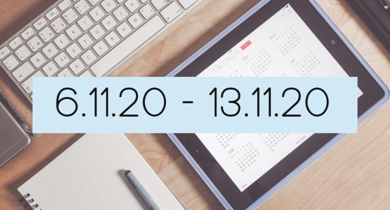 wochenrückblick vom 13.11.20