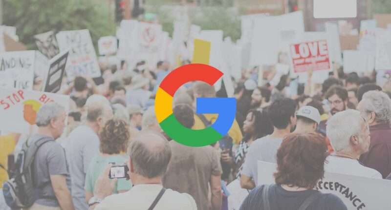 Google Mitarbeiter gründen Alphabet Workers Union