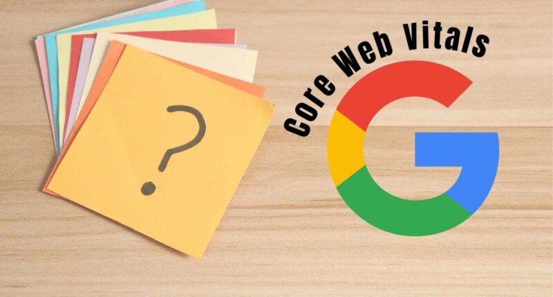 neue FAQs zu Core Web Vitals