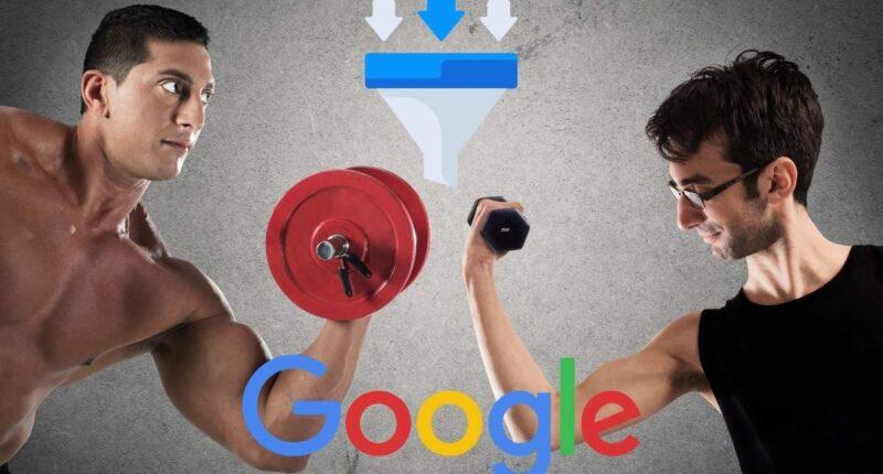 Verbessertes Filtern und Vergleichen in der Google Search Console